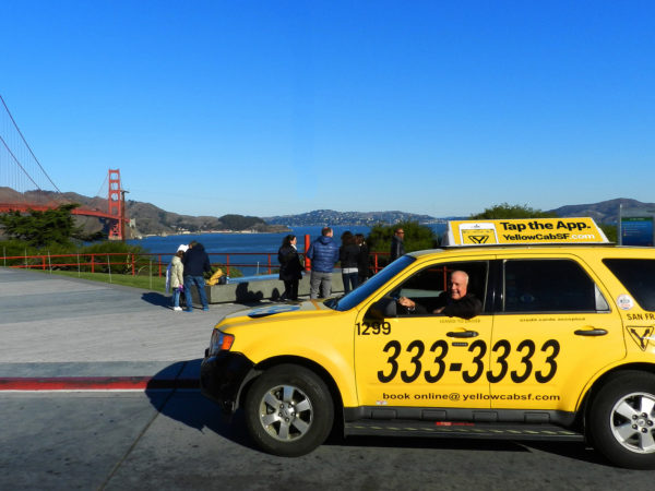 SF Yellow Cab : Go Faster